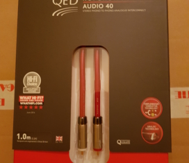 cable Qed audio 40 RCA