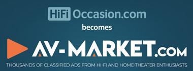 Name change, HiFi-Occasion.com becomes AV-Market.com